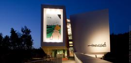 Herge museum en Brussel